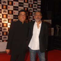 Prakash Jha at ''Raajneeti'' premiere at IMAX | Raajneeti Event Photo Gallery