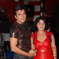 Music video shoot with controversial Raja Caudhry and Surbhi Chaterjee