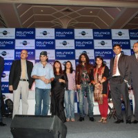 Sonu Nigam, Sunidhi Chauhan, Alisha at Reliance Mobile 3G tie up with Universal Music at Trident
