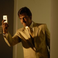 Javed Jaffery in the movie Hello Darling | Hello Darling Photo Gallery