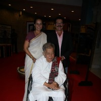 Shashi Kapoor at Complicate''s A Disappearing Number play at NCPA