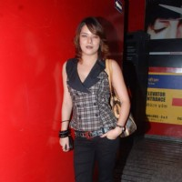 "Udita Goswami at the ""Help"" film premiere at PVR, Juhu 
