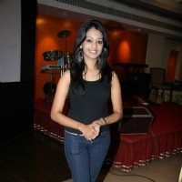 Mugdha Chapekar at SAB TV''s Sajan Re Jhoot Mat Bolo bash at Hotel Royal Garden
