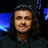 Sonu Nigam as a judge in tv show Chhote Ustaad