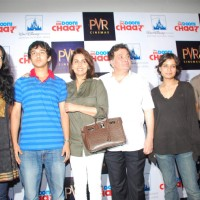Rishi and Neetu Kapoor at Do Dooni Chaar Press Conference at PVR | Do Dooni Chaar Event Photo Gallery