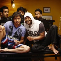 Funny scene from the movie Golmaal 3 | Golmaal 3 Photo Gallery