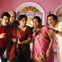 Scene from Khichdi - The Movie | Khichdi - The Movie Photo Gallery