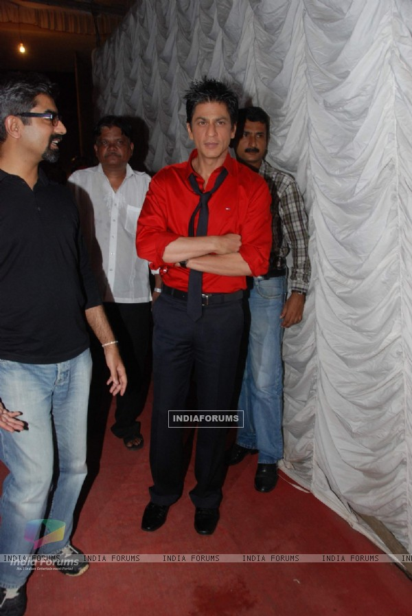 Shahrukh Khan at Khichdi Movie event
