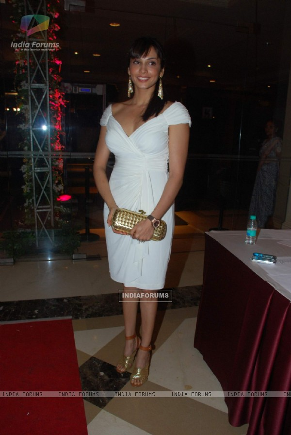 Isha Koppikar at Audelade jewellery launch