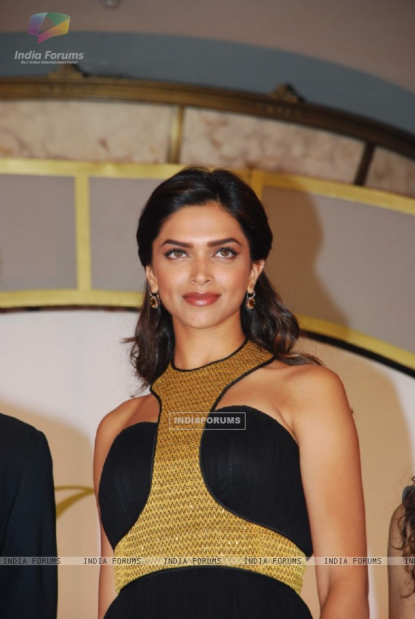 Deepika Padukone at Audelade jewellery launch