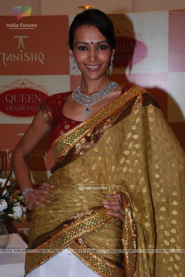 Dipannita Sharma at TANISHQ QUEEN OF DIAMOND is back and much bigger