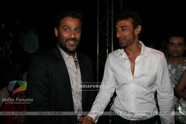 Rahul Dev at HDIL India Couture Week 2010 – Day 5