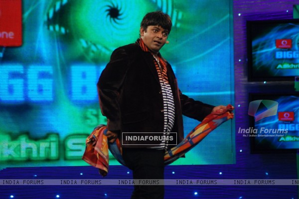 VIP's Comedy Act in Bigg Boss 4