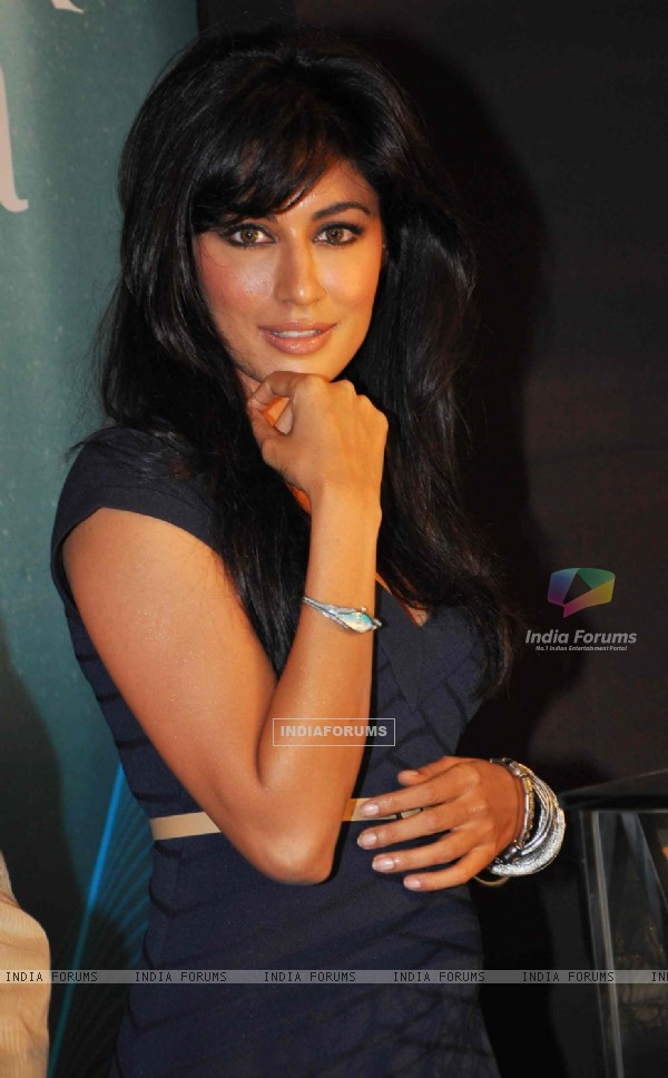 Chitrangada Singh at the launch of Titan's 'Raga Aqua' watch collection at Tote, Mumbai