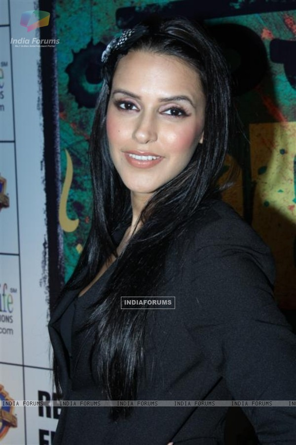 Neha Dhupia unveils Phas Gaya Re Obama First Look