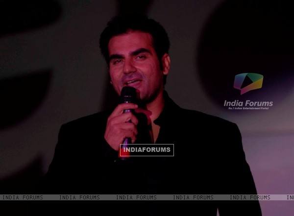 Arbaaz Khan at Blackberry Torch launch celebrations