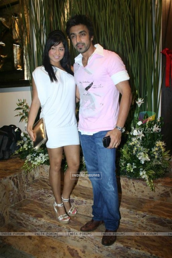 Ashish Chowdhry at Launch of Farah Khan Ali's Jewelry Store at Bandra, Mumbai