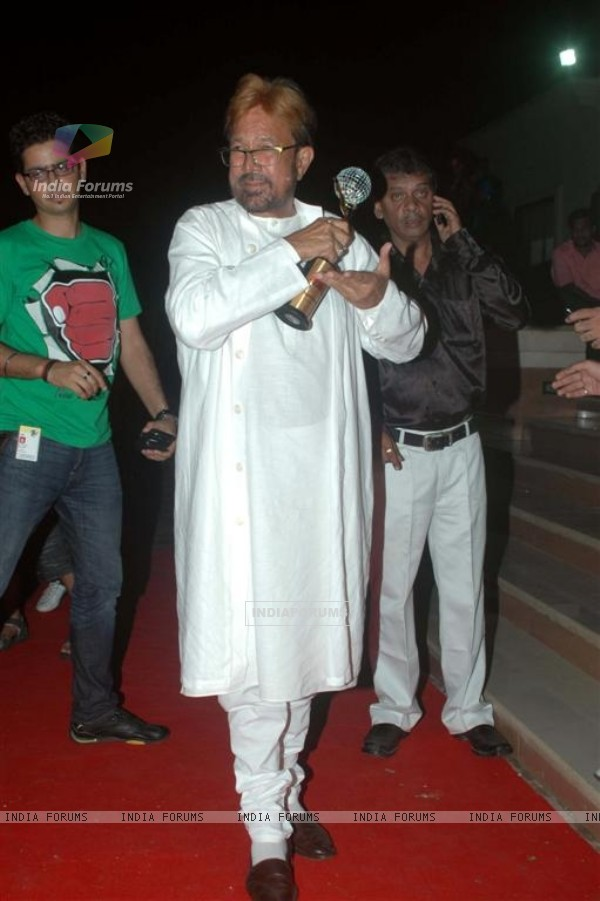 Rajesh Khanna at Zee TV Diwali show