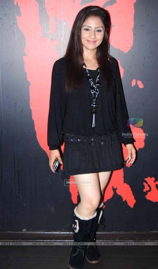 Ankita Sharma in Baat Hamari Pakki Hai celebrates its Centenary in Mumbai