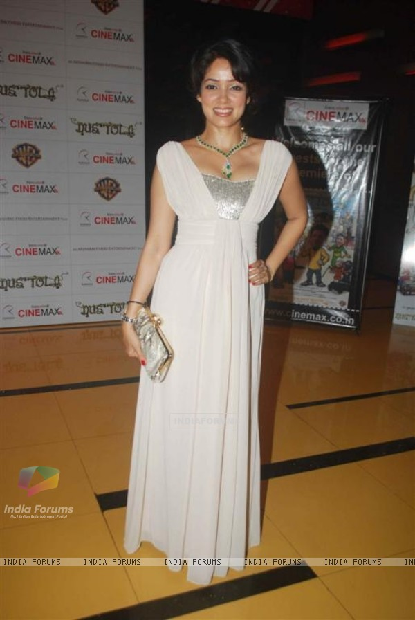 Vidya Malvade at Premiere of Dus Tola at Cinemax, Mumbai (103034)