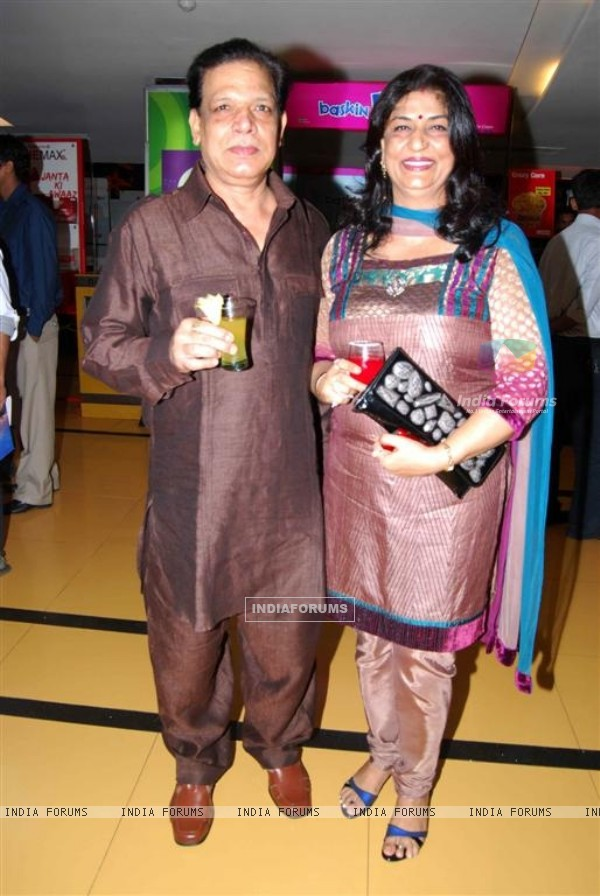 Govind Namdeo at Premiere of Dus Tola at Cinemax, Mumbai (103042)