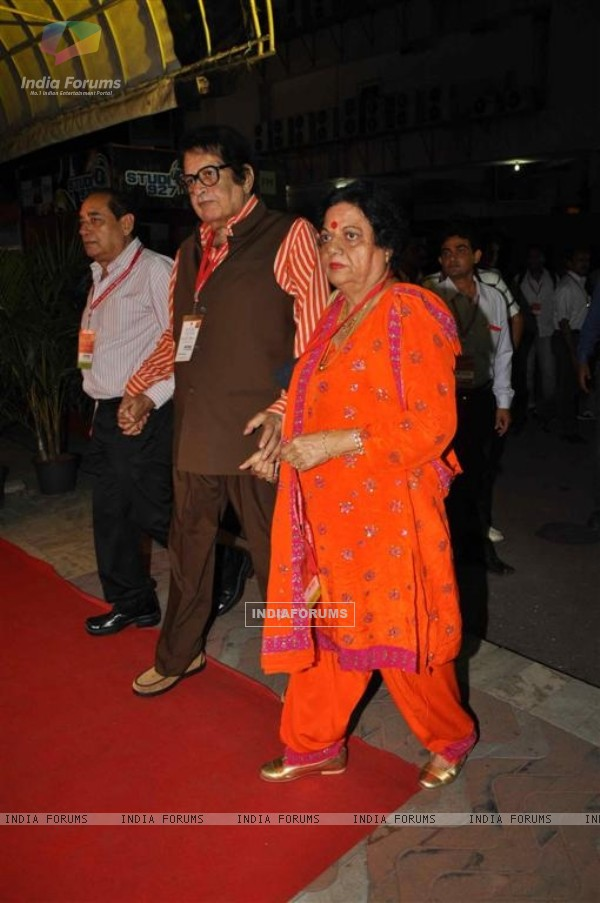 Manoj Kumar at Inauguration Of 12th MAMI Festival in Mumbai