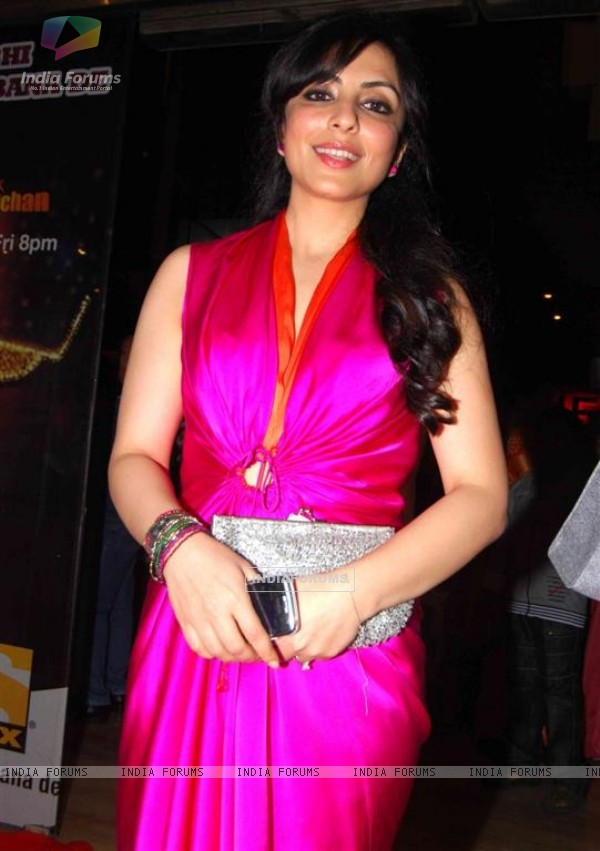 Pakhi at Jhootha Hi Sahi Special Screening at Cinemax, Mumbai