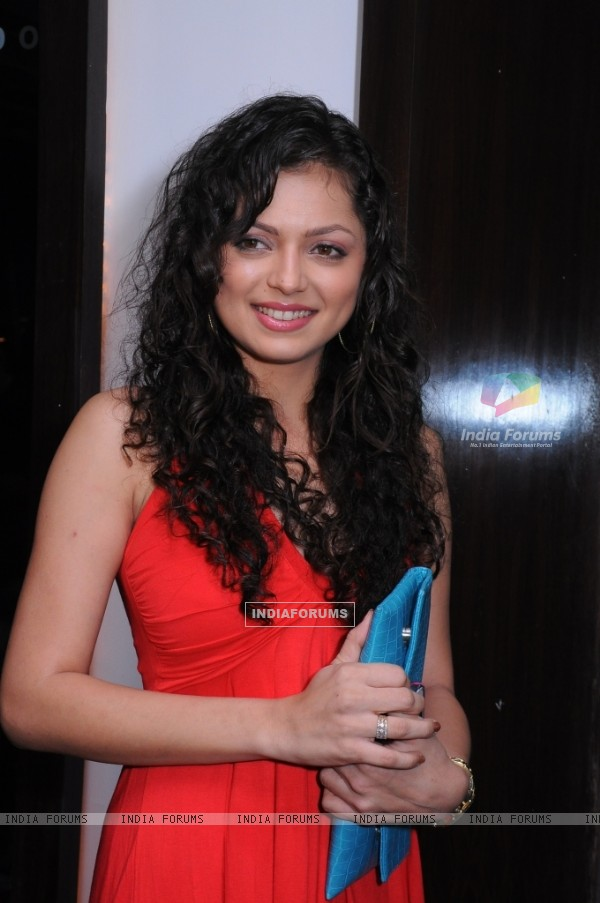 Drashti Dhami in Star One's Dill Mill Gayye party at Vie Lounge