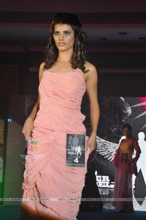 Indian Supermodel Final Held At Juhu, Mumbai