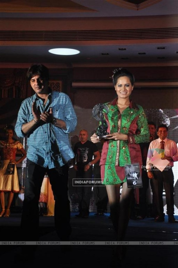 Rahul Roy at Indian Supermodel Final Held At Juhu, Mumbai