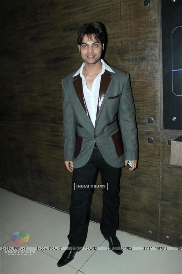 Kapil Sharma at Success party of Dunno Y... Winning Viewers Choice Award (104661)