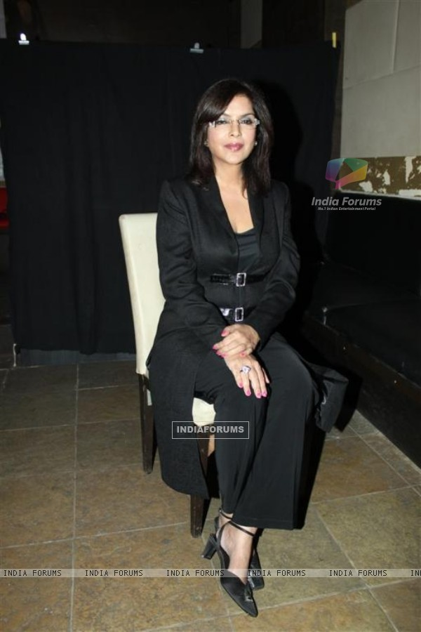Zeenat Aman at Success party of Dunno Y... Winning Viewers Choice Award (104668)