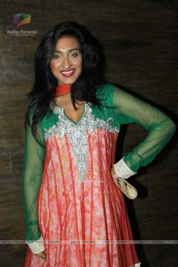 Rituparna Sengupta at Success party of Dunno Y... Winning Viewers Choice Award (104679)