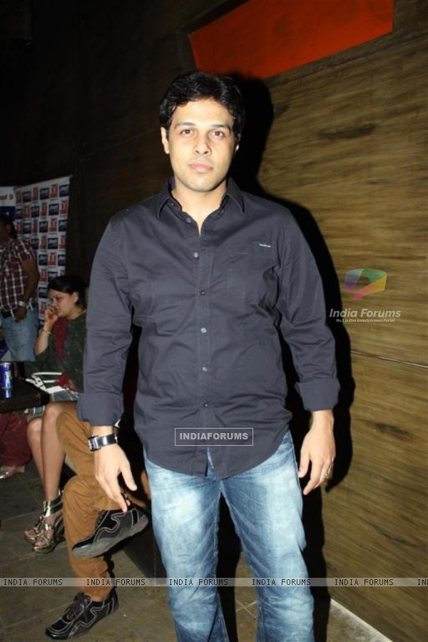 Sachin Sharma at Success party of Dunno Y... Winning Viewers Choice Award (104683)