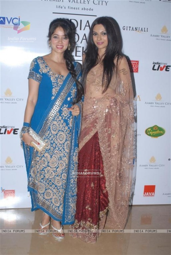 Vidya Malvade at Aamby Valley Indian Bridal Week day 4