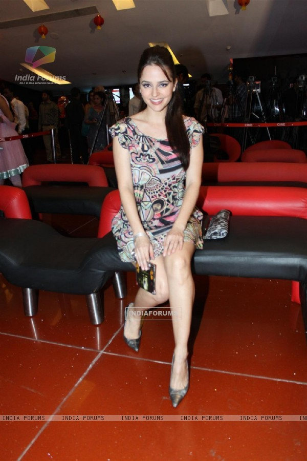 Hazel Crowney at Music launch of 'A Flat'