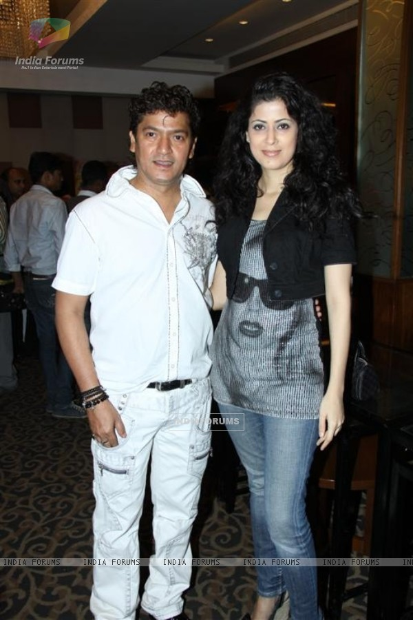 Aadesh Shrivastava at Kahan Main Chala Album Launch