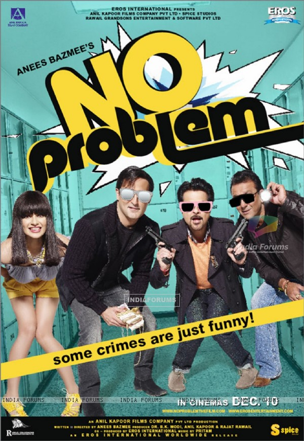 Poster of the movie No Problem (106250)