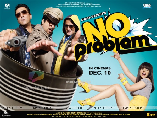 Wallpaper of the movie No Problem (106266)