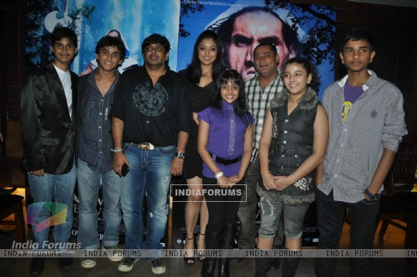 Tanushree Dutta, cast and crew at Ramaa The Saviour press Conference