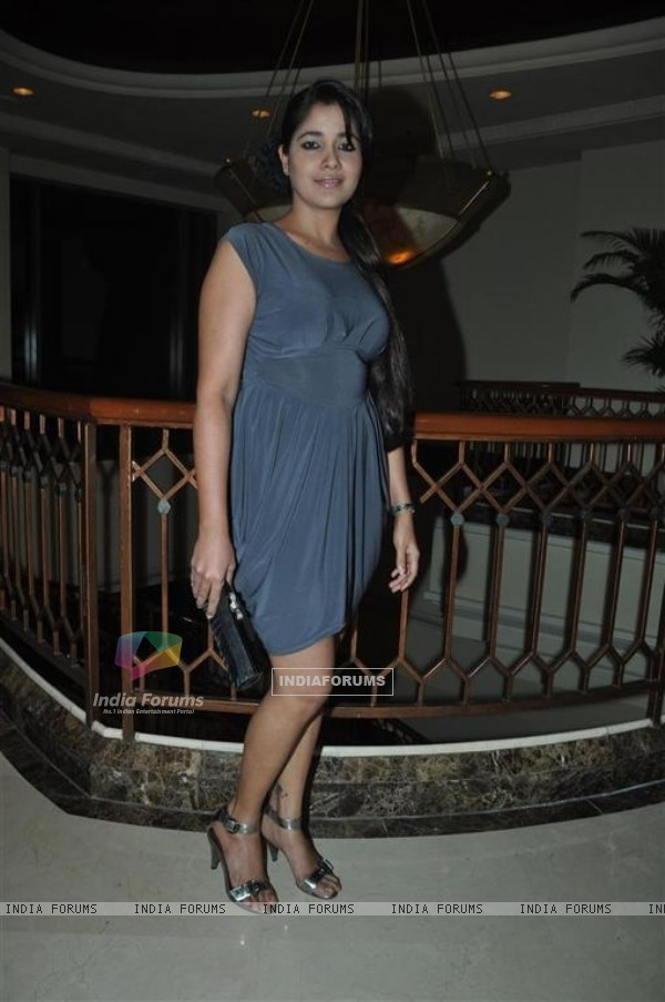 Narayani Shastri at Campari calendar launch