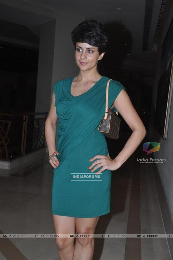 Gul Panag at Campari calendar launch