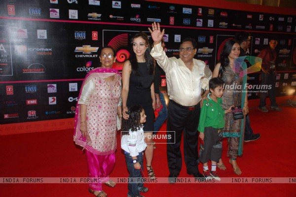 Global Indian Music Awards on Wednesday night at Yash Raj Studios