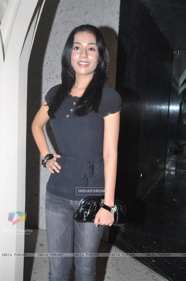 Amrita Rao at the MTV Making The Cut bash