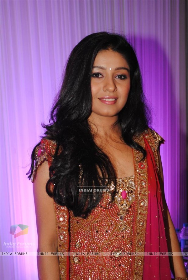 Sunidhi Chauhan at Band Baaja Barat promotional musical event at Yashraj Studio
