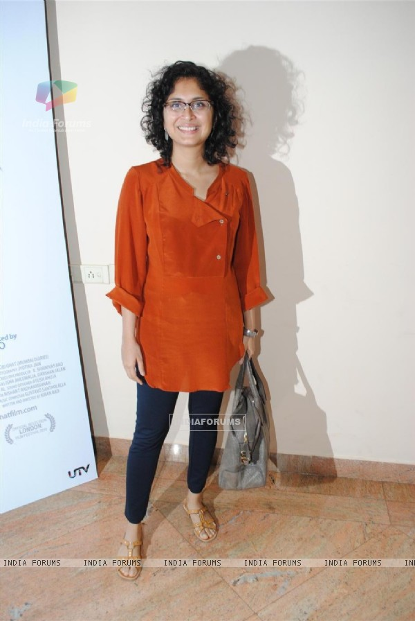 Kiran Rao at Dhobi Ghat First Look at Intercontinental, Mumbai (107815)