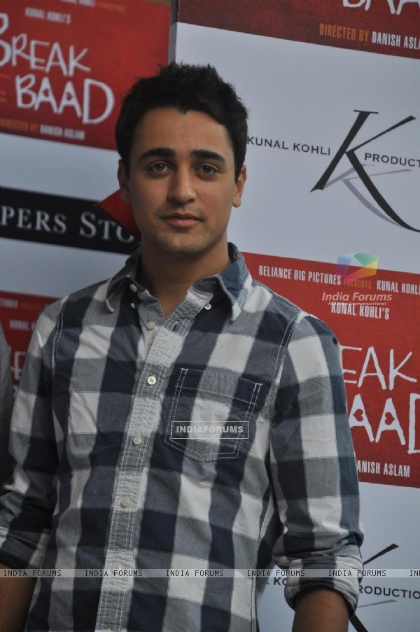 Imran Khan at Shoppers Stop Break ke Baad Merchandise launch at PVR