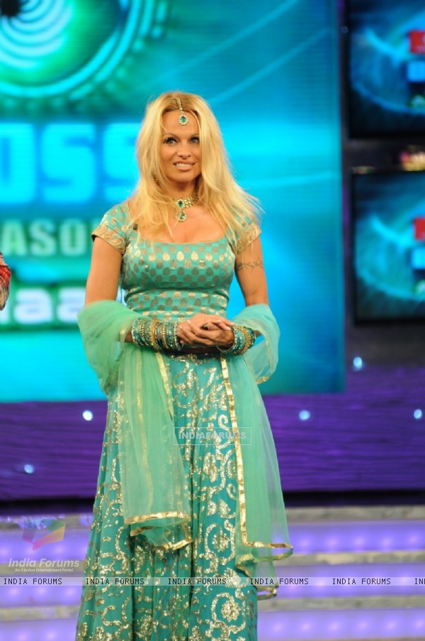 Pamela entry in Bigg Boss 4