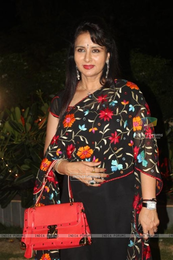 Poonam Dhillon at Child Reach NGO Event
