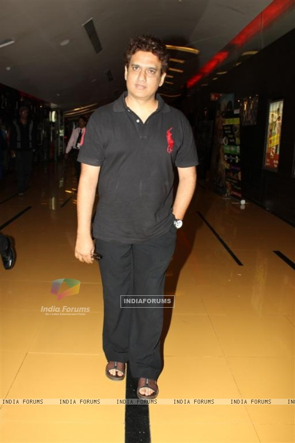 Celebs at Shahrukh Bola Khoobsurat Hai Tu film premiere at Cinemax
